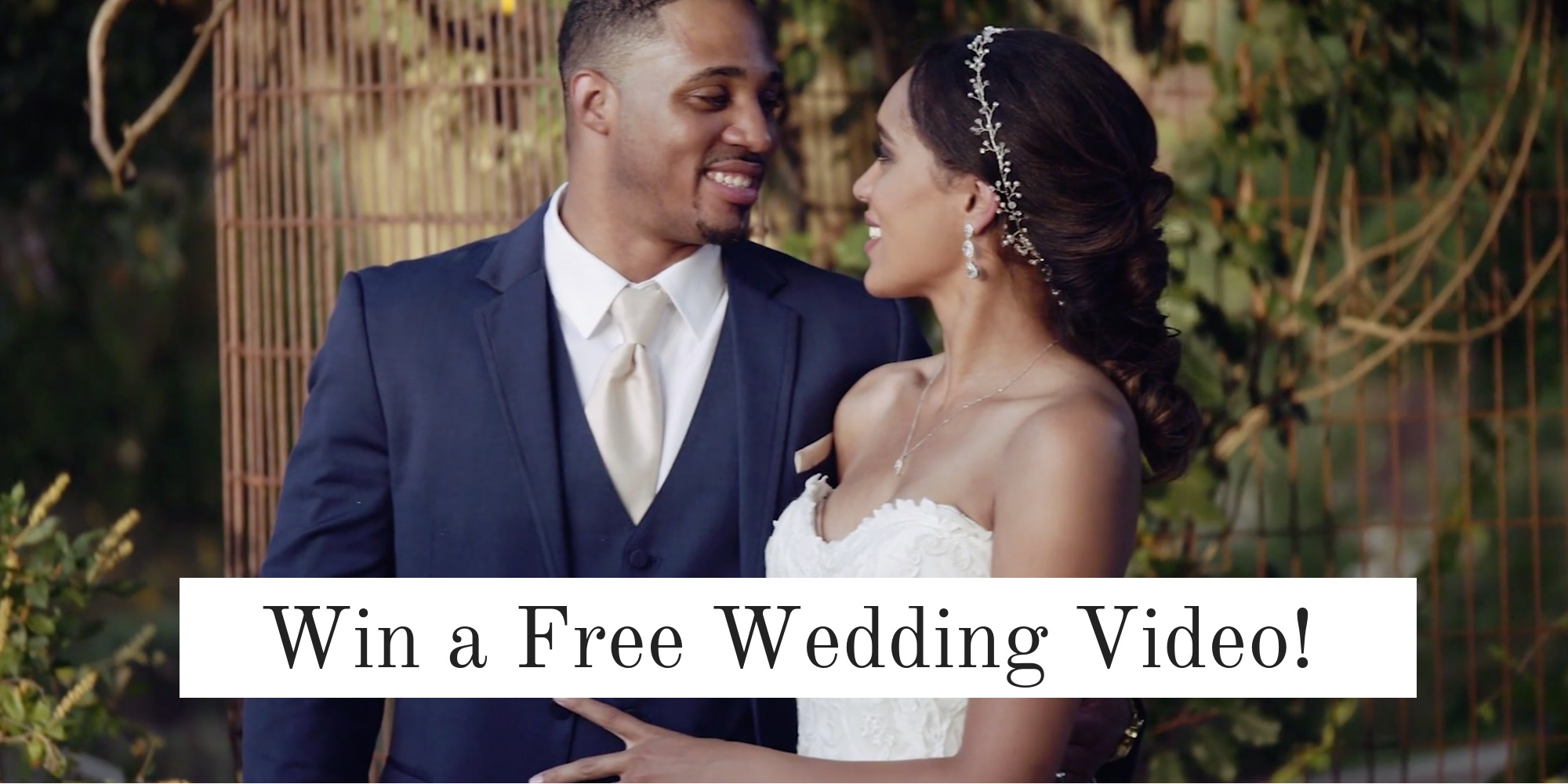 Win a FREE Wedding Video ($3,499 Value!)
