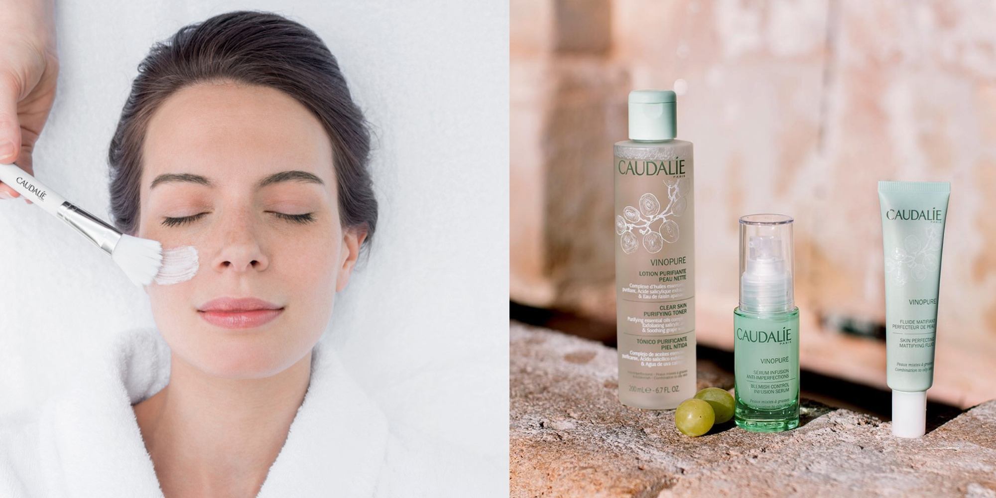 Win a Free Facial and $300 in Beauty Goodies From Caudalie!