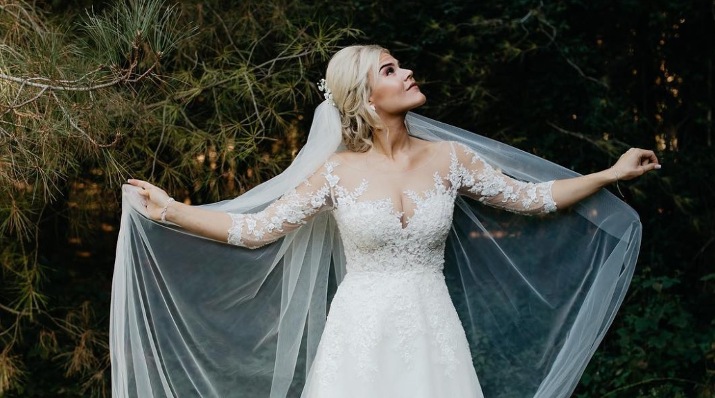 Jordan and Kezia Planned The Dreamiest Forest Wedding In Four Months