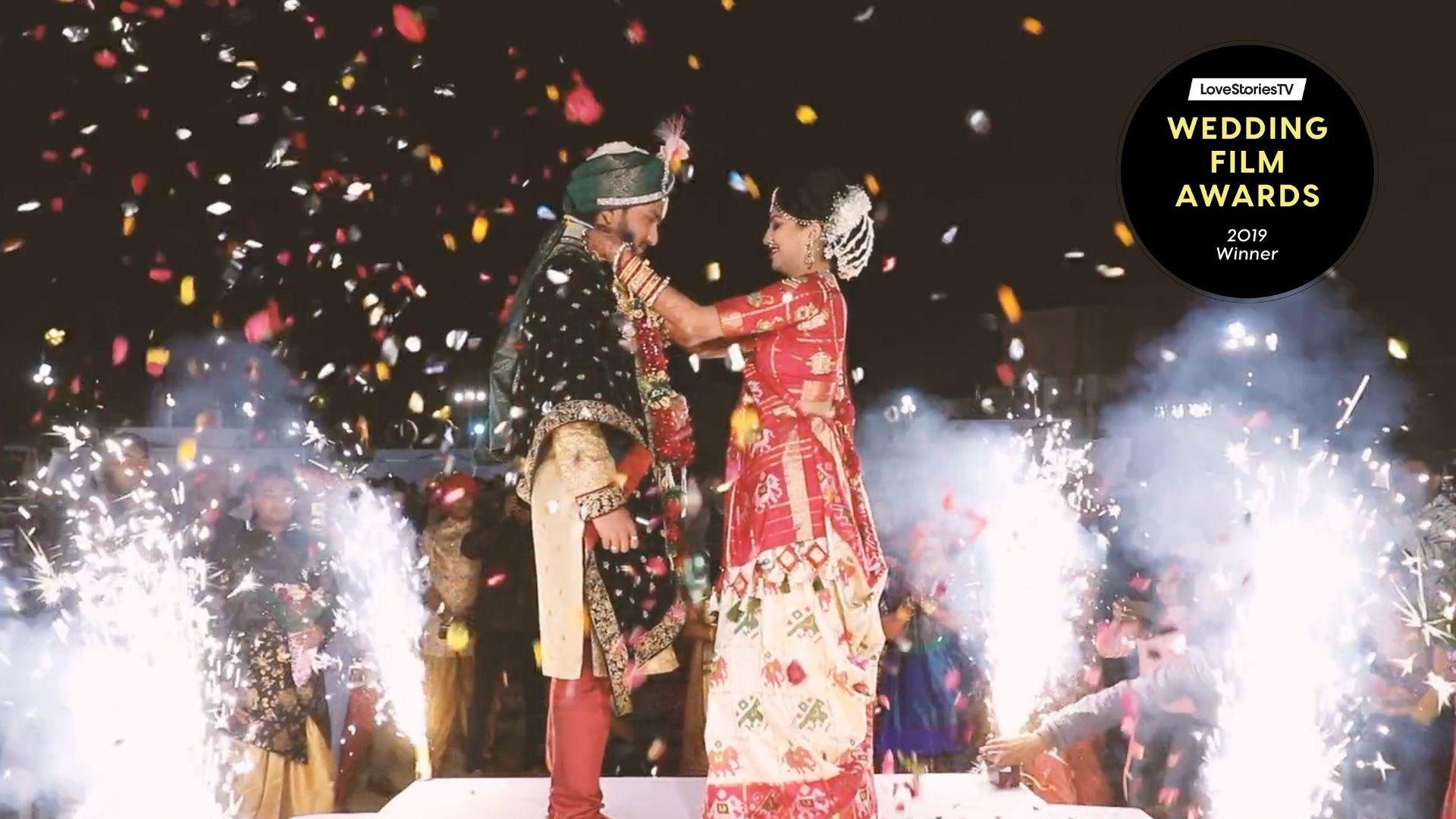 Mayank + Ankita | Jamnagar, India | Kabirbaugh