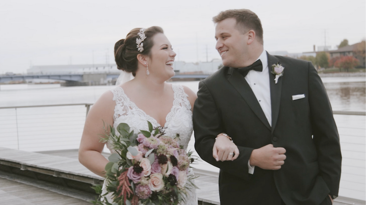 Shellady + Nick | Green Bay, Wisconsin | Hyatt Regency