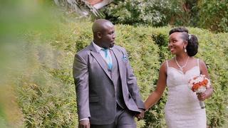 Kabura + Francis | Nairobi, Kenya | Loreto Msongari Chapel (St. Austins Diocese)