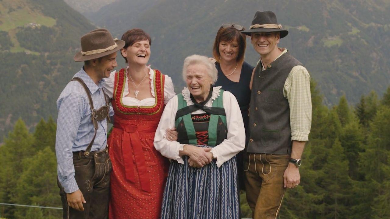 Jason + Konrad | Soelden, Austria | Gampe Thaya
