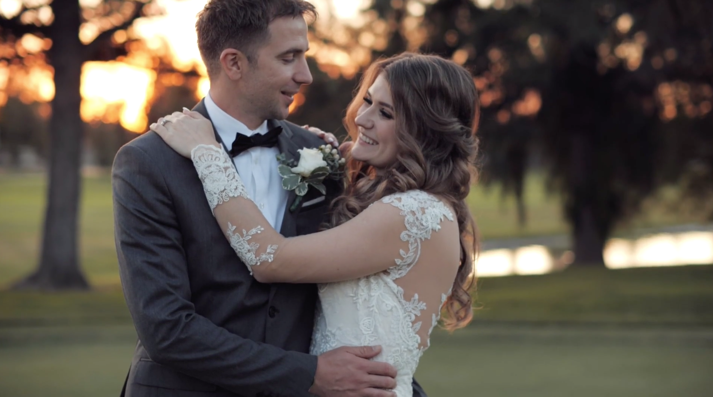 Matt + Anna | Elk Grove, California | Valley Hi Country Club