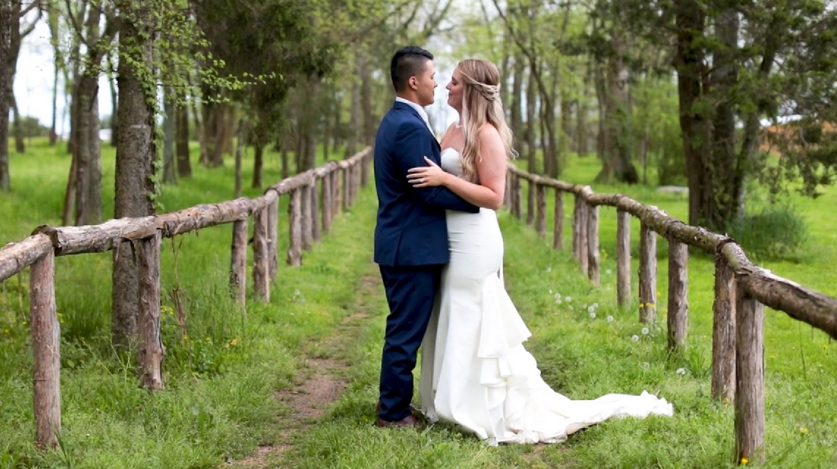 Haley + Bao | Shelbyville, Tennessee | Grace Valley Farms