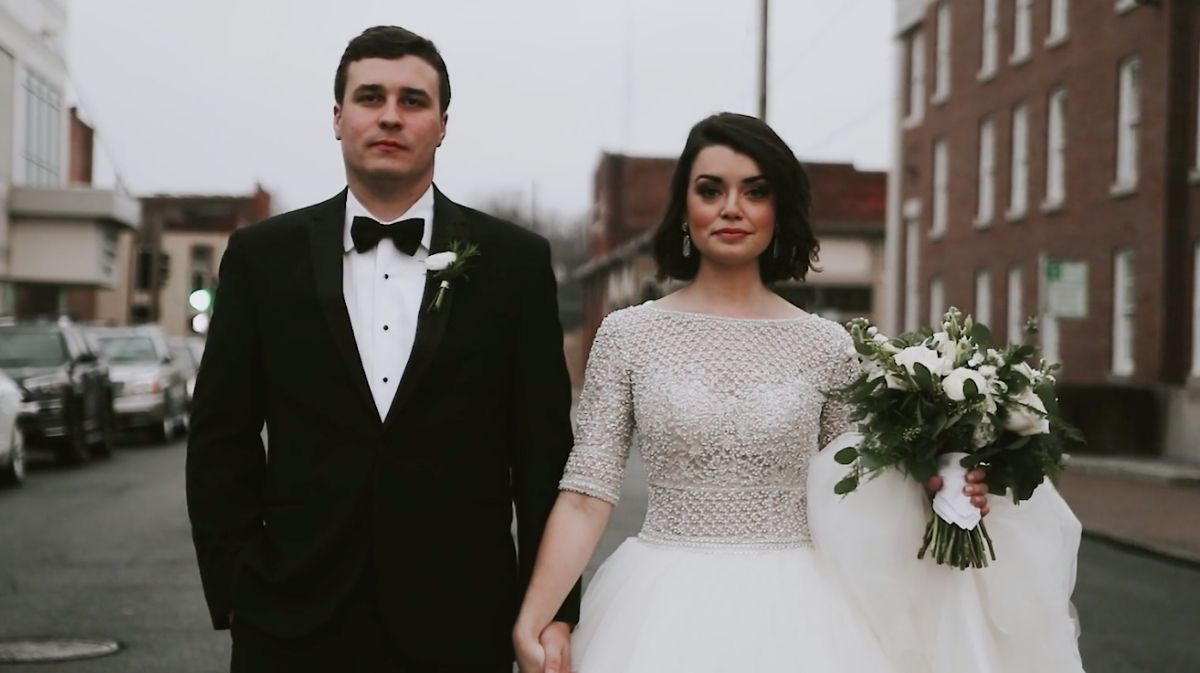 Kyle + Taylor | Paducah, Kentucky | The Grand Lodge on Fifth