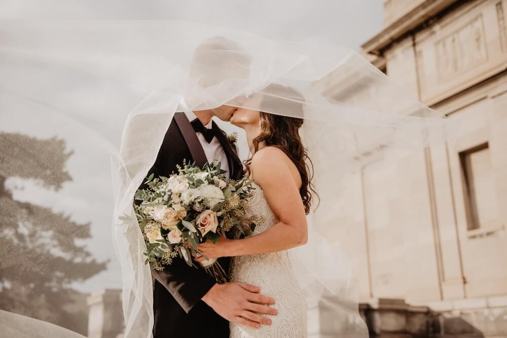 Black Tie Wedding: Always In Style