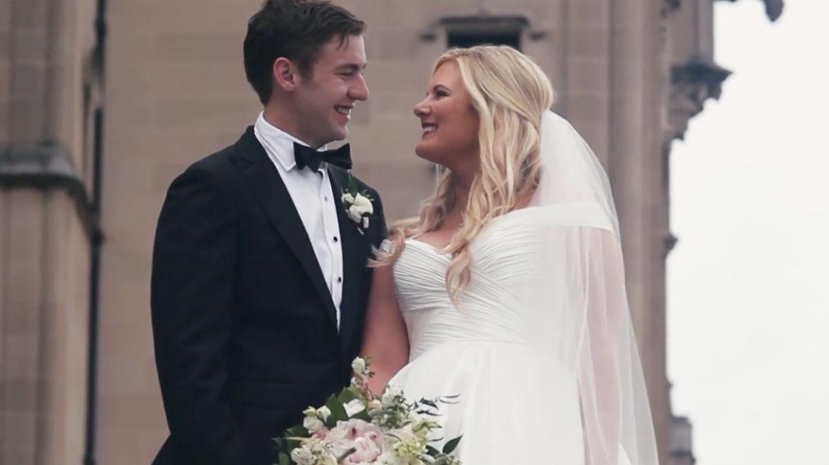 Our Favorite Anne Barge Wedding Dresses on Real Brides