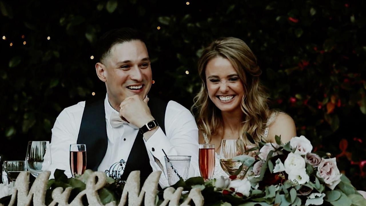 Amber + Carlos | Moorpark, California | Eden Gardens