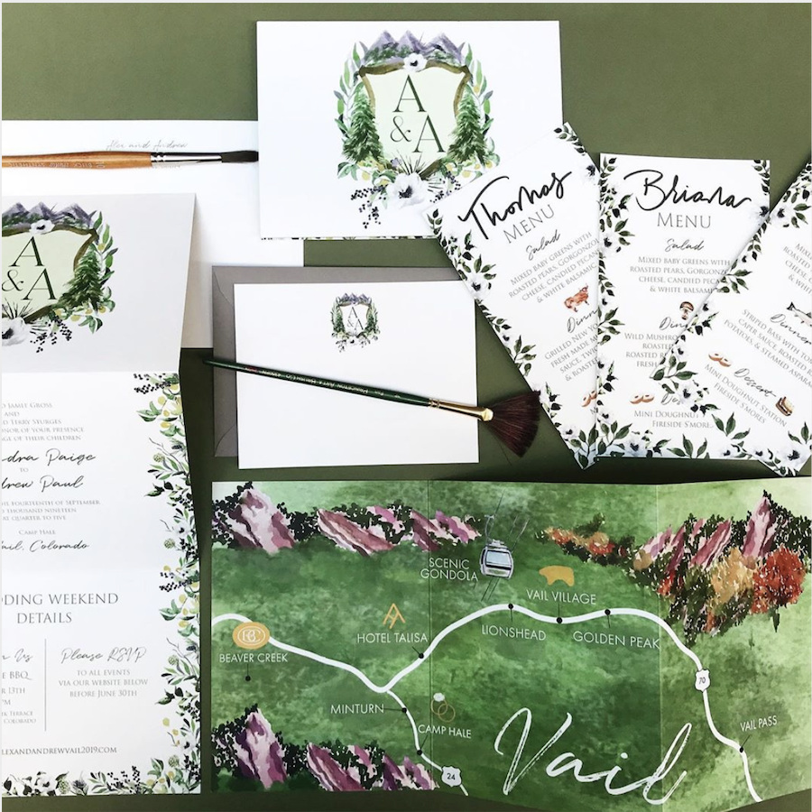 All Your Wedding Stationery Questions Answered By an Expert