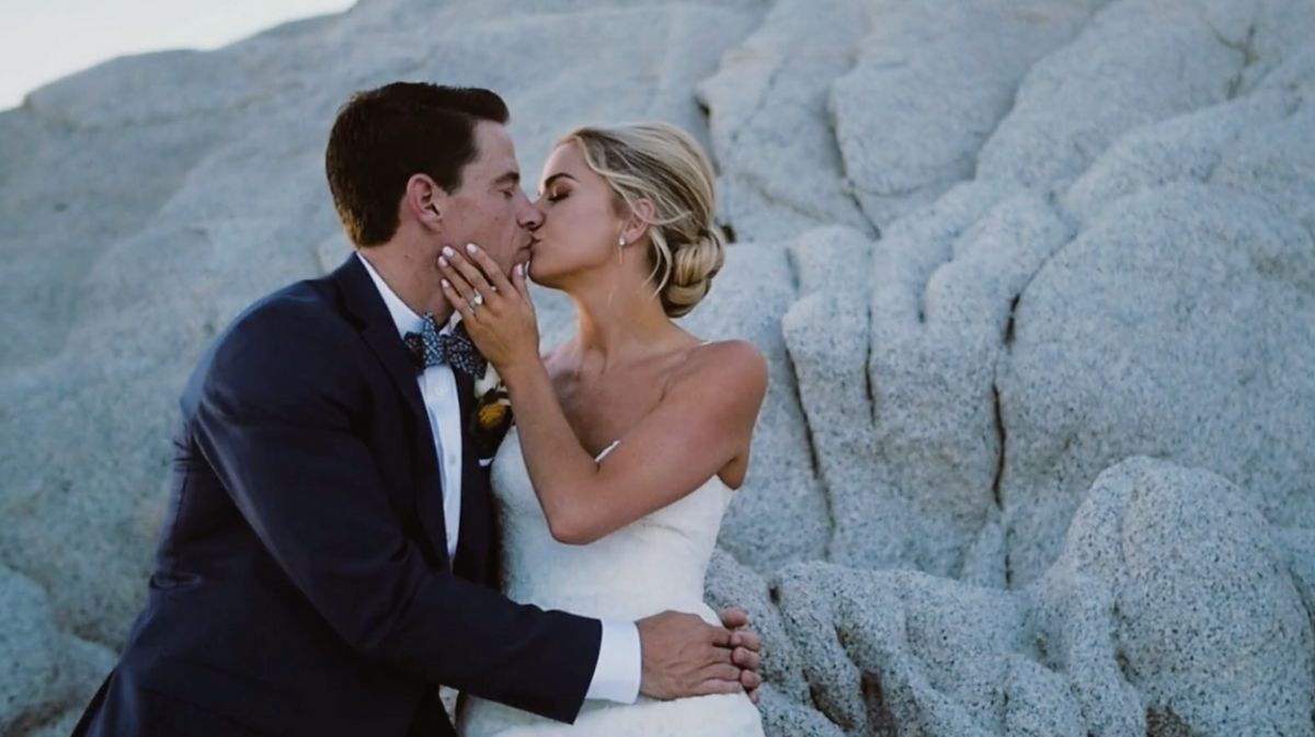 Lauryn + Brennan | Cabo San Lucas, Mexico | The Cape, a Thompson Hotel (The Rooftop)