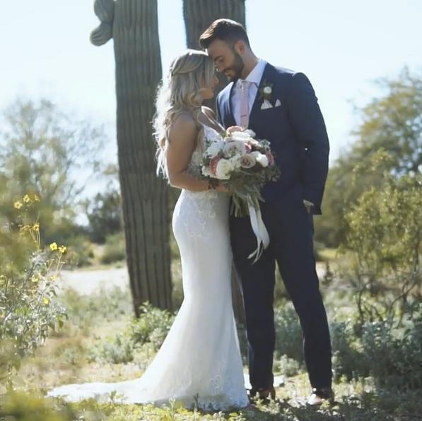 Rachel + Landon | Scottsdale, Arizona | Grayhawk Golf Club