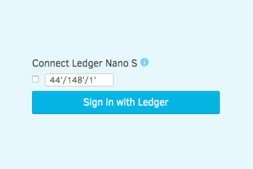 Generate Multiple Stellar Accounts On Your Ledger Nano S