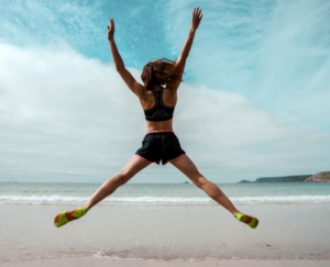 exercise to be happier