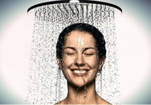 shower and shampoo often for good health