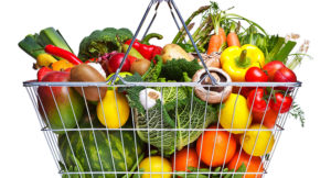 Many fruits and veggies are high in anti-oxidants