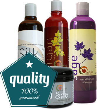 maple holistics products quality assurance