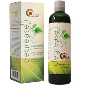 Maple Holistics Organic Degrease Shampoo