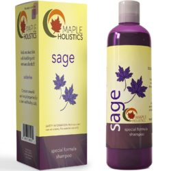 Maple Holistics Organic Sage Shampoo