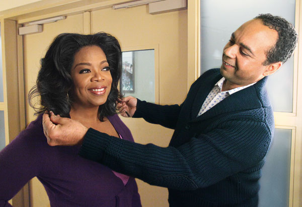 longtime Oprah Winfrey Show Hairstylist, Andre Walker, practically wrote the book on hair types.