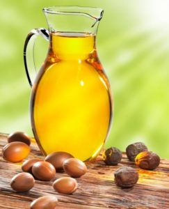 The term Liquid Gold applies to Argan Oil's unique coloring as well.