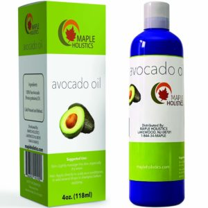 Maple Holistics Pure Essential Avocado Oil