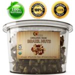 Maple Holistics Organic Raw Brazil Nuts Featured