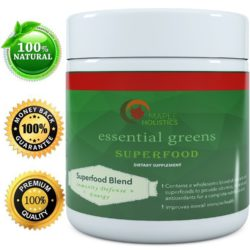 Maple Holistics All Natural Essential Greens Powder