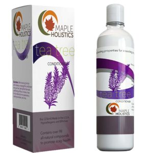 Maple Holistics Natural Tea Tree Oil Conditioner