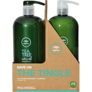 Tea Tree Special Products from Paul Mitchell