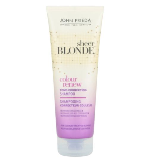 John Freida Sheer Blonde Colour Renew