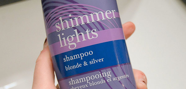 featured clairol shimmer lights shampoo
