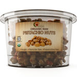 Maple Holistics Organic Raw Pistachio Nuts