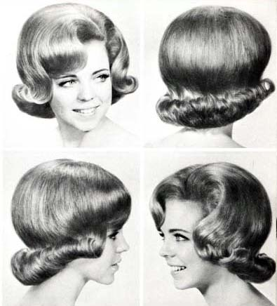 The 60's were a heady time for hair
