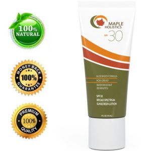 Maple Holistics Pure Natural Sunscreen SPF 30