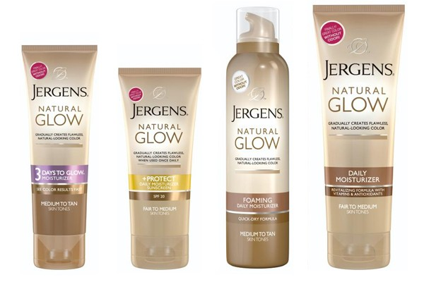 Jergens Review Series Continued Natural Glow Line Part 2