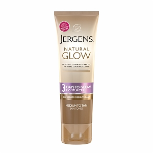 Jergens Natural Glow - 3 Days to Glow Moisturizer
