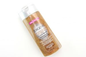 exfoliation self-tanning lotion