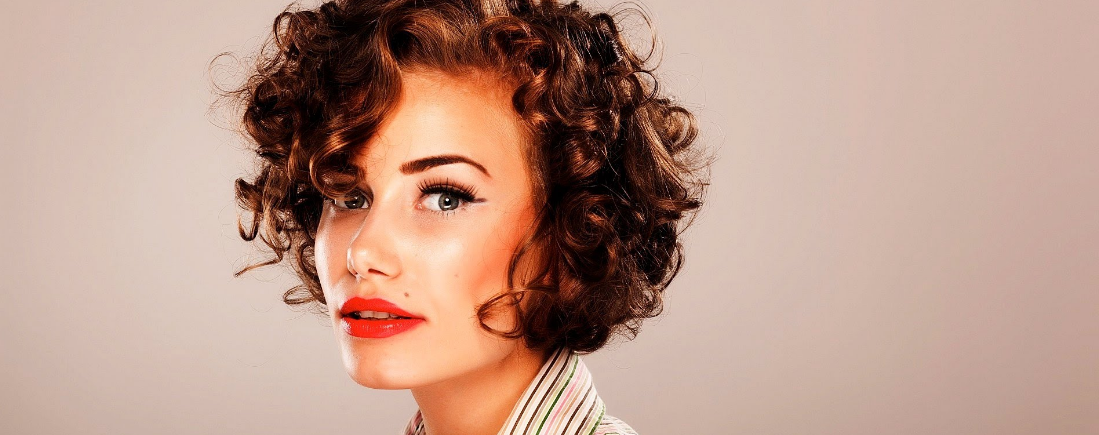 S Curl Hairstyles For Short Hair: How To Curl Short Hair With Heat Quickly And Easily