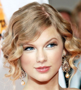 taylor curly
