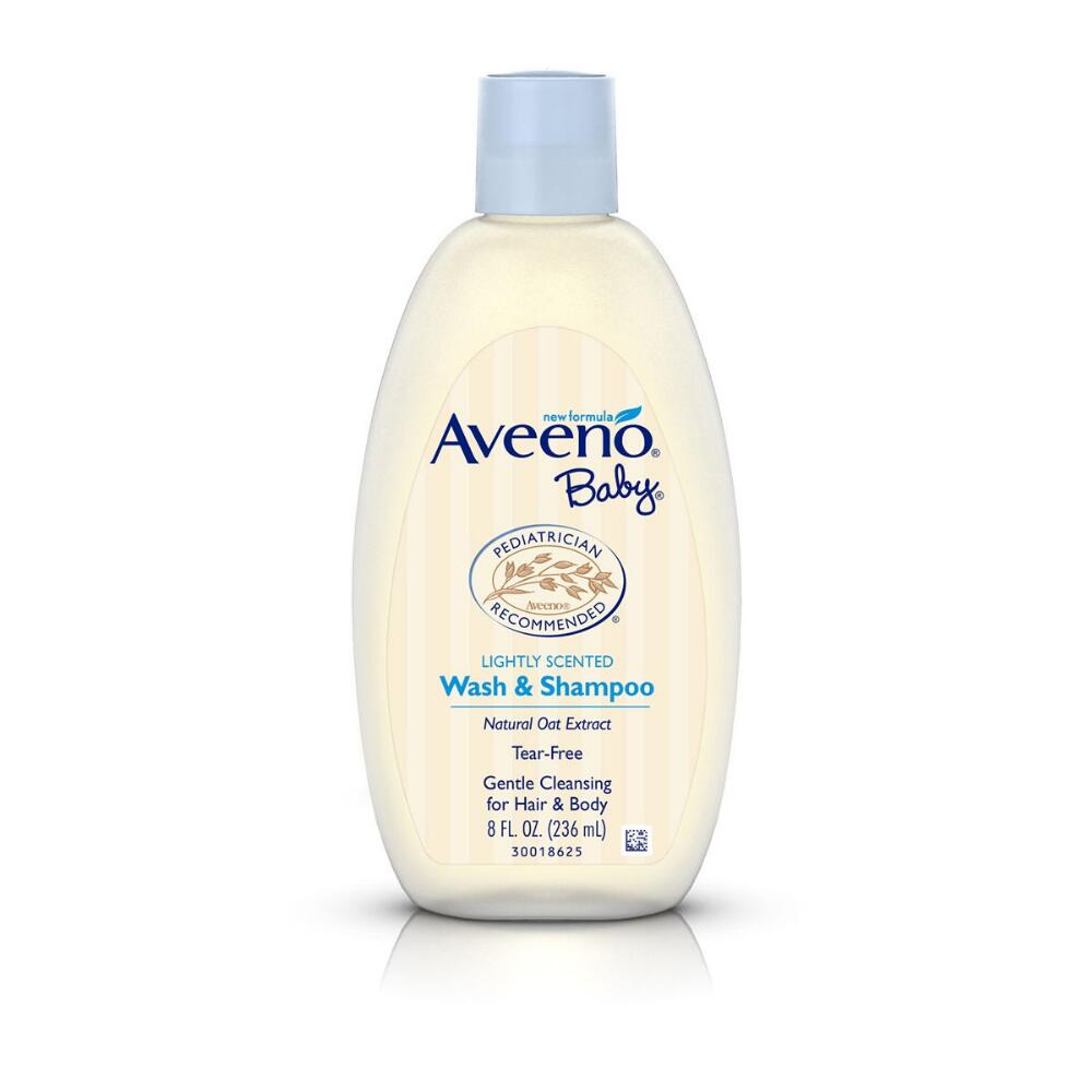 Aveeno Baby Wash & Shampoo Review