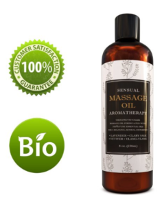 Maple Holistics Natural Sensual Massage Oil
