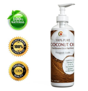Maple Holistics 100% Pure Coconut Oil