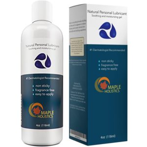 Maple Holistics All Natural Personal Lubricant
