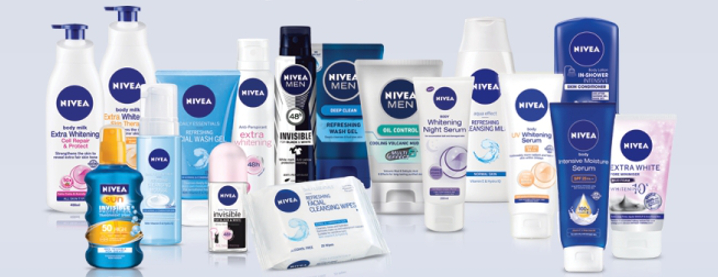 nivea cream manufacturer