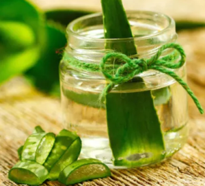 Pure Aloe Vera Gel makes an awesome ingredient for smoothies