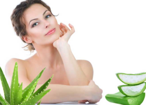 The anti-bacterial properties of Aloe Vera can help treat wounds, acne and other skin related issues