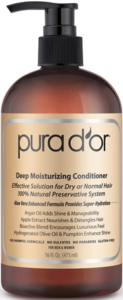 pura d'or deep moisturizing conditioner
