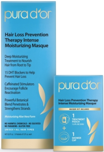 pura d'or hair loss prevention moisturizing mask