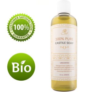 Maple Holistics Natural Castile Soap